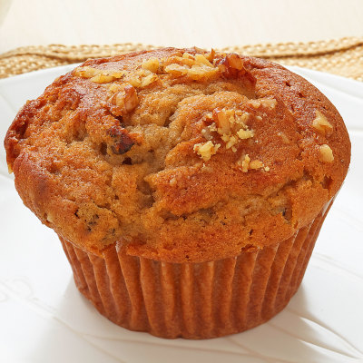 Banana-Nut Muffin