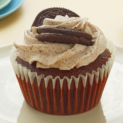 Cookies & Cream Cupcake