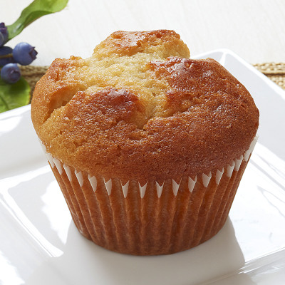 Orange Mandarin Muffin