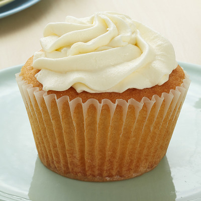 Vanilla Cupcake Vanilla Buttercream Icing