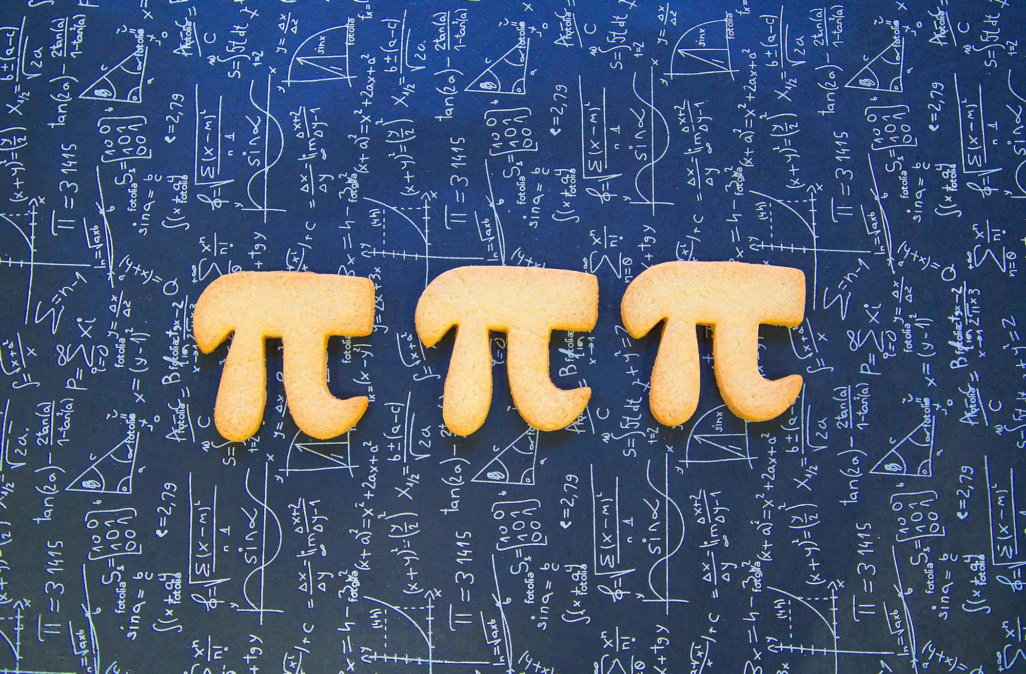 Pie For Pi Day