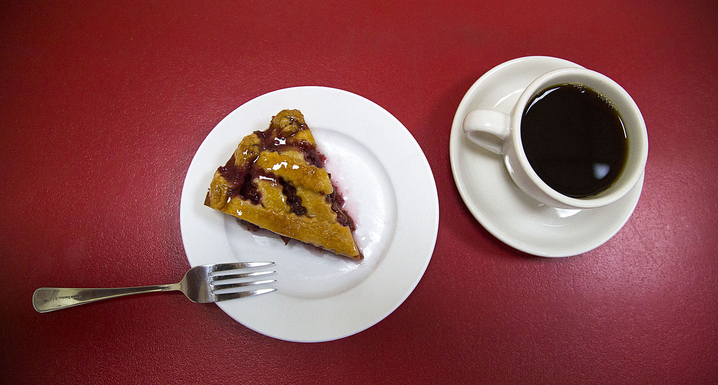 Twin Peaks Revisits Cherry Pie and Coffee